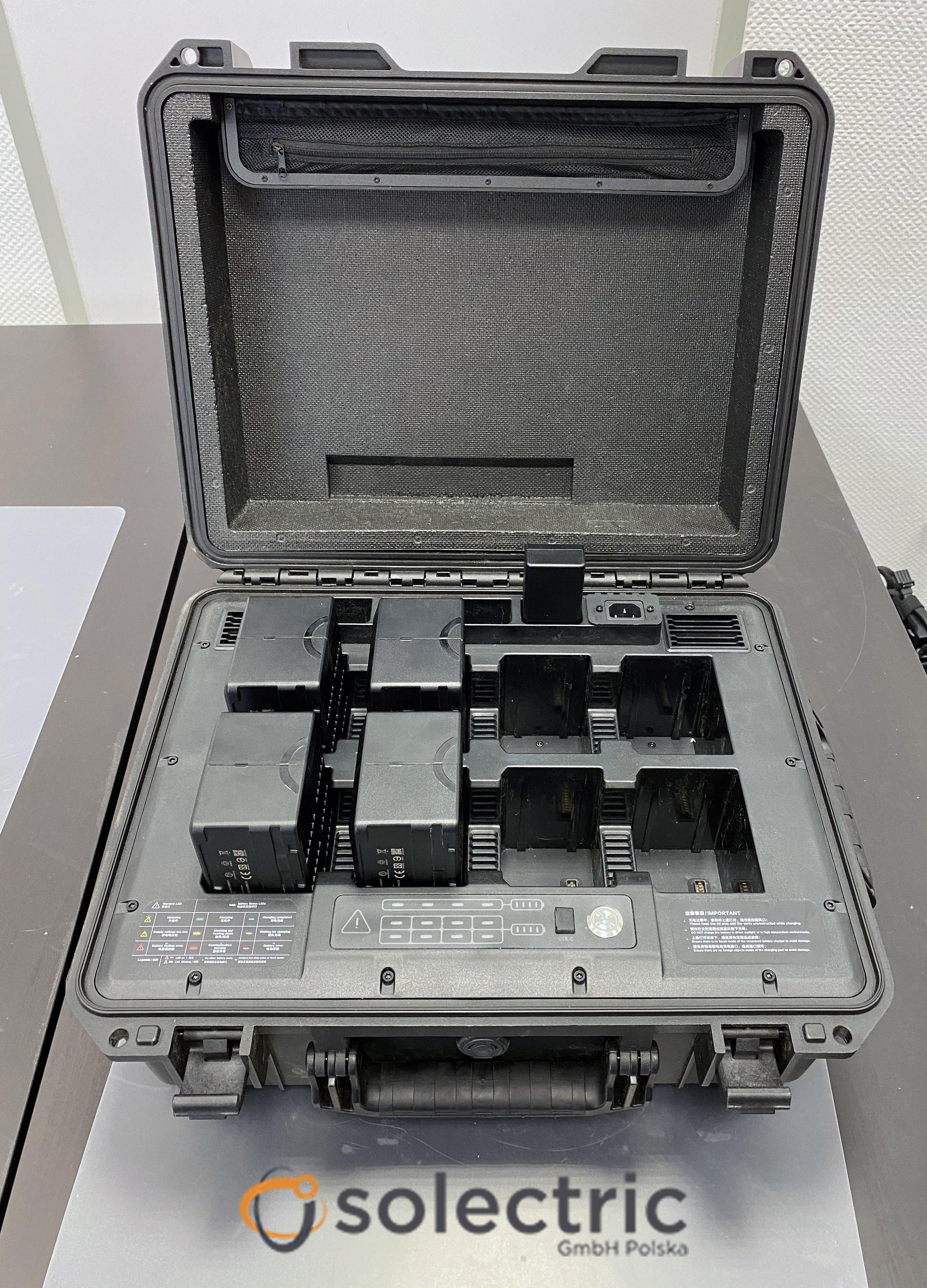 Stacja BS60 do ładowania akumulatorów Matrice 300 RTK
